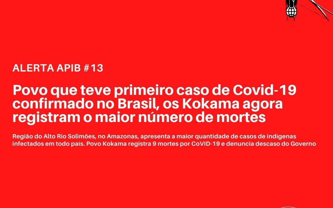 Povo que teve primeiro caso de Covid-19 confirmado no Brasil, os Kokama agora registram o maior número de mortes