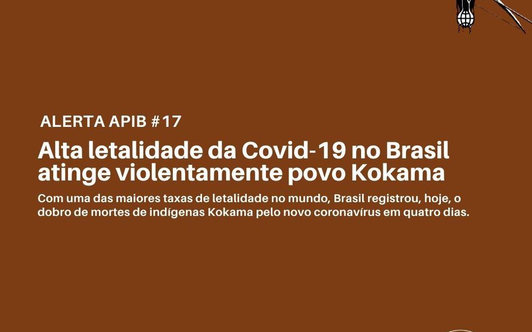 Alta letalidade da Covid-19 no Brasil atinge violentamente povo Kokama