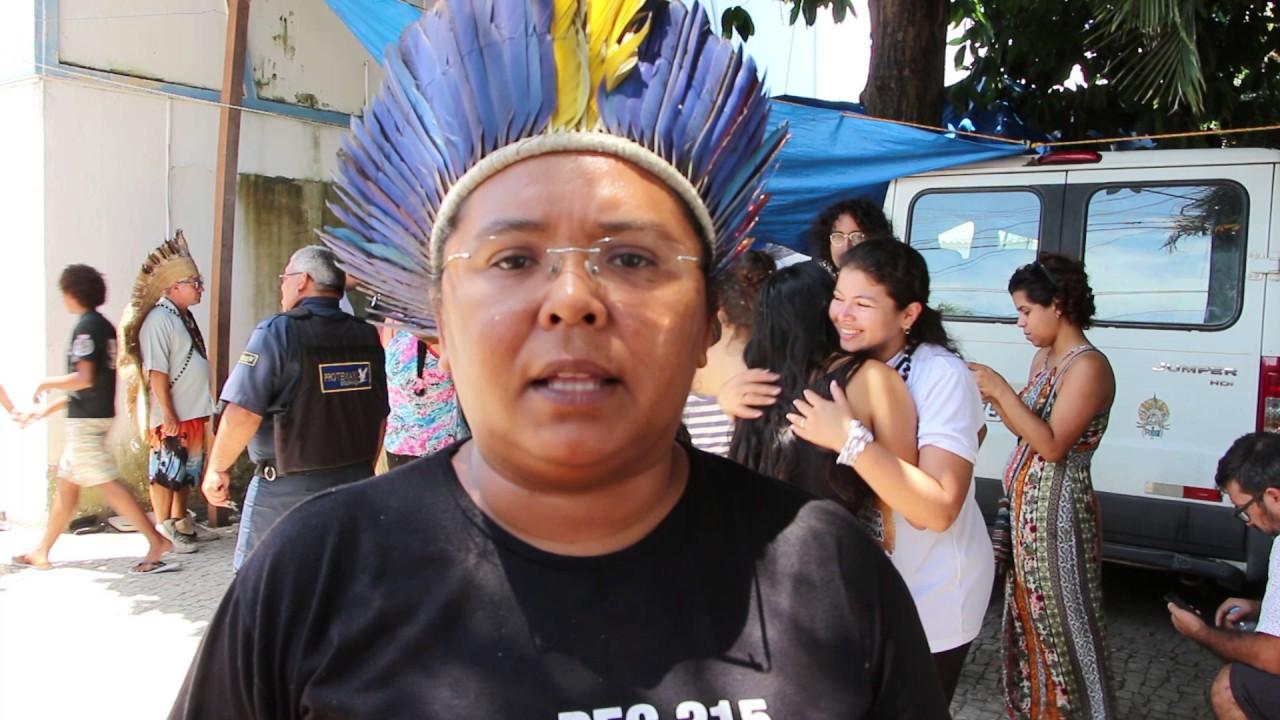 Maracá   Emergência Indígena